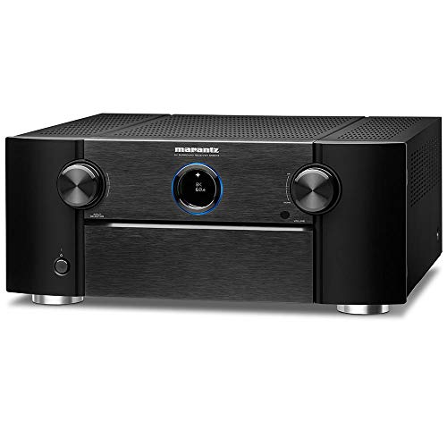 Marantz - Ricevitore AV SR8015 11.2 canali con streaming musicale HEOS