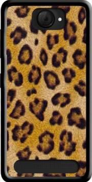 MOBILINNOV Archos 40d Titanium Leopard Silikon Hülle Handyhülle Schutzhülle - Zubehor Etui Smartphone Archos 40d Titanium Accessoires