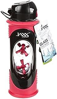 Fit & Fresh 786FFPNK Jaxx Glass Bottle, 20 oz, Pink