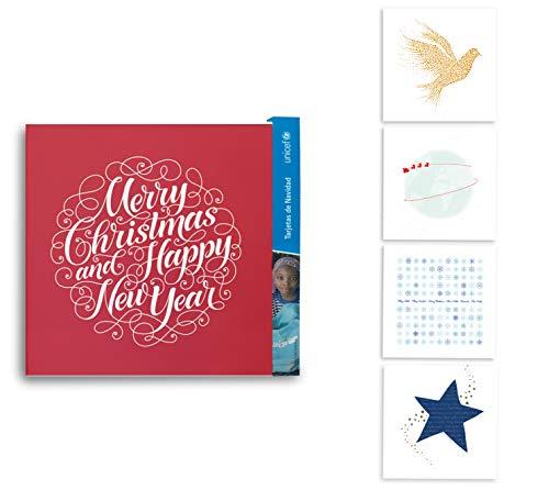 Tarjetas de Navidad UNICEF Colección Arte 13