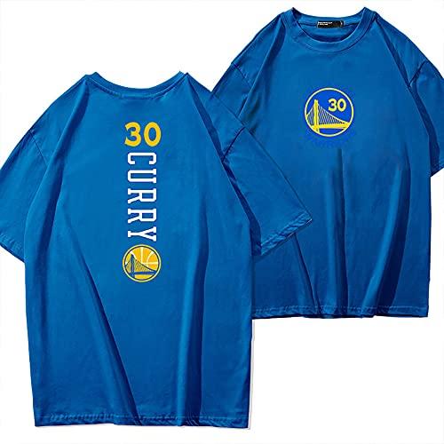 Uniforme De Entrenamiento De Baloncesto Stephen Curry, Golden State Warriors, Camiseta De Baloncesto, Camiseta De Hombre, Adecuado para Primavera, Verano, Otoño E Invierno,D-M
