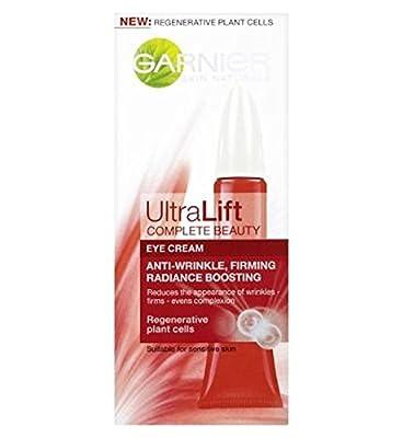 Garnier Skin Naturals Ultralift Anti-Wrinkle Firming Eye Cream 15Ml - Pack of 2