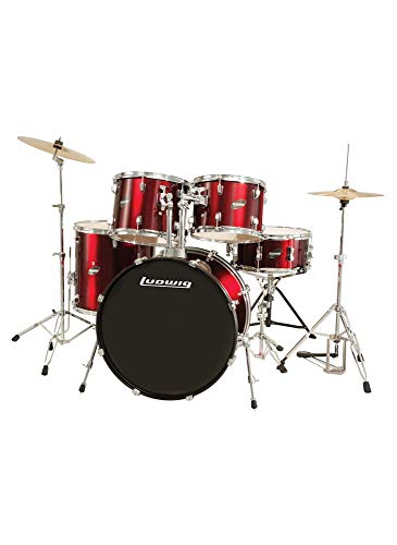 Best ludwig lc175 accent drive