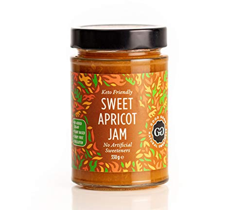 Sweet Apricot Jam by Good Good