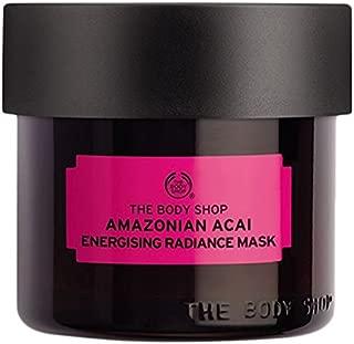 The Body Shop Amazonian Acai Energizing Radiance Face Mask, 2.9 Oz (Vegan)