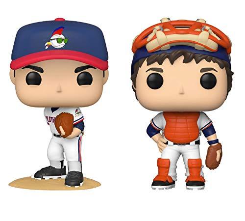 Funko Movies: POP! Major League Collectors Set - Ricky Vaugh, Jake Taylor