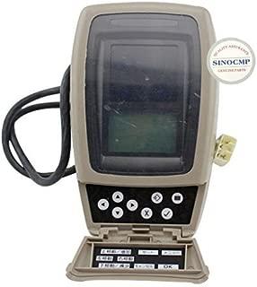 SINOCMP 157-3198 260-2160 Monitor Excavator Display Panel for 322C E322C Cluster Gauge Aftermarket Parts, 1 Year Warranty