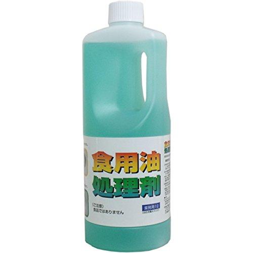 天ぷら油処理剤油コックさん 業務用1L × 5個セット