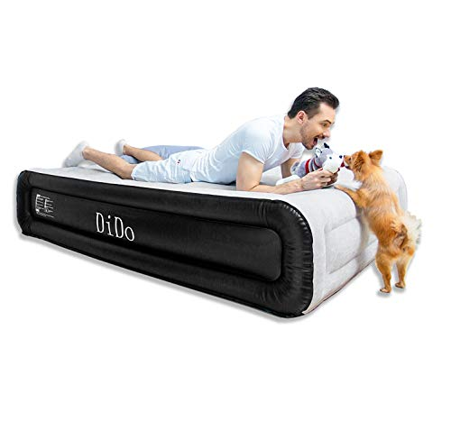 DIDO Air Mattress with Built-in Pump, Twin Size Air Bed with...