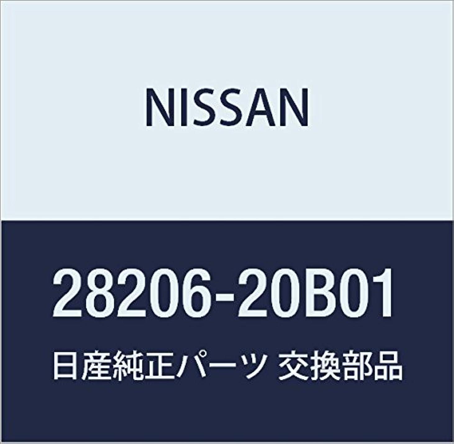 スキャンダル副船上NISSAN (日産) 純正部品 アンテナ アッセンブリー BEー1 品番28206-20B01