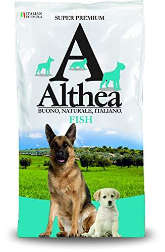 Althea Mare, Cibo Monoproteico per Cani Adulti, Taglia Media/Grande - 15000 gr