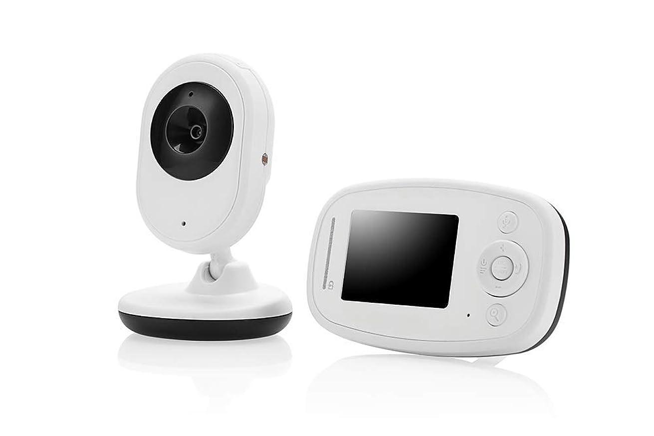 常識書くつらいベビーモニターカメラシェルフビデオおよびカメラワイヤレス7インチLCD温度モニターサポート32 g TFカード内蔵マイク音楽再生便利で安心 事務用品