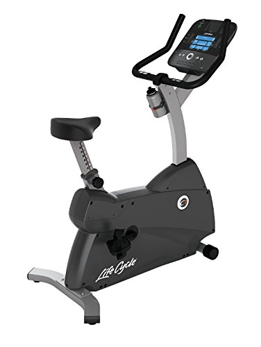 Life Fitness C1 Lifecycle Sitzergometer mit Track + Konsole, C1
