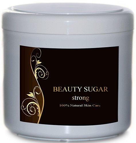 Beauty Sugar STRONG - Cires au sucre 500g - pâte pour doux, l'épilation durable