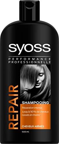 shampooing Syoss Repair Expert 500ml  pas cher