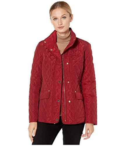 MICHAEL Michael Kors Short Quilt M424481TZ Burnt Red XL