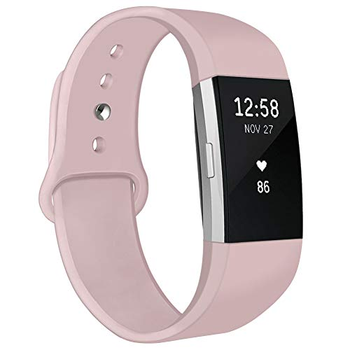 Kmasic Compatible con Fitbit Charge 2 Correa