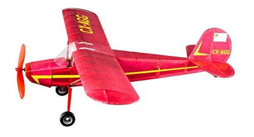 Cessna 140 Balsaholz Maßstab Flugzeug Kit von Vintage Modell Co Spannweite 460mm