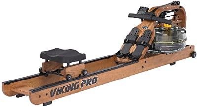 First Degree Fitness Indoor Rower, Viking Pro - American Ash - Horizontal Series