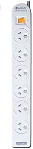 6 Way POWERBOARD Master Switch