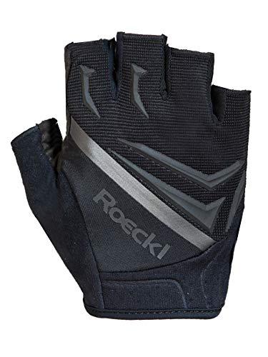 Roeckl Herren Isar Handschuhe, schwarz, 7