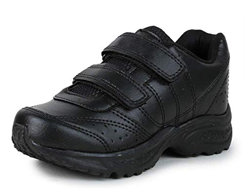 Touchwood from Trase Kids Black Superlight EVA School Shoes for Boys and...