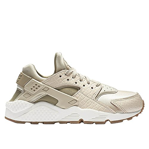 Nike 683818 102 Air Huarache Premium Sneaker Beige|36