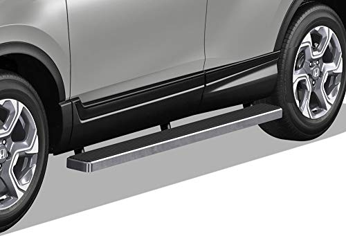 APS iBoard Running Boards 6 inches Compatible with CR-V 2017-2021 (Nerf Bars Side Steps Side Bars)