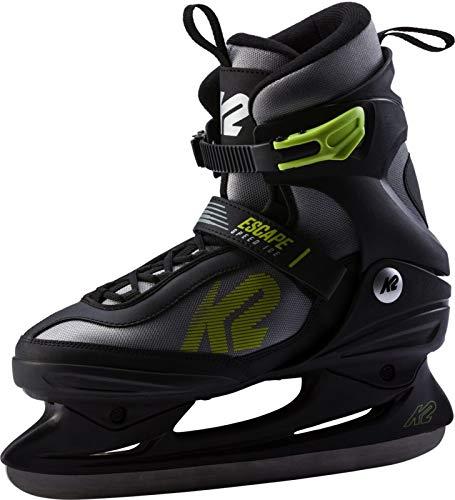 K2 Herren Escape Speed Ice Feldhockeyschuhe, Schwarz (Design 001), 42 EU