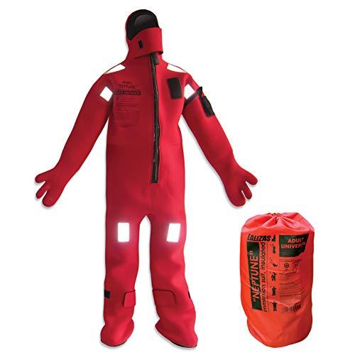 Lalizas Überlebensanzug Immersion Survival Suit Neopren Erwachsene 1.75 - 2.00m