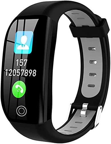 Reloj inteligente deportivo fitness calorías pulsera desgaste reloj inteligente para hombre y mujer-1