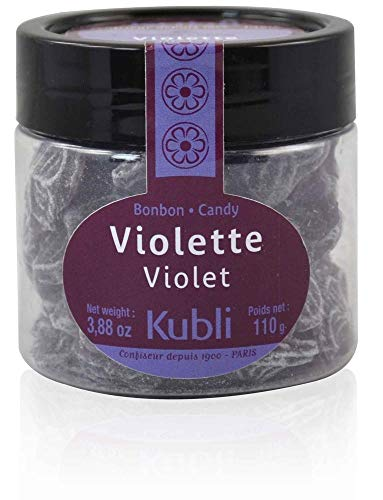 Violette, Veilchenbonbons aus Frankreich, 110g