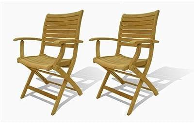 Amazon.com: polywood Chippendale Side silla de comedor ...