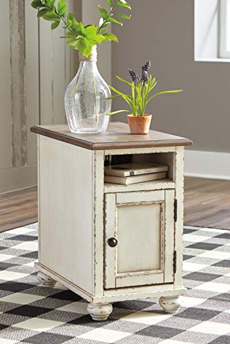 Signature Design by Ashley Realyn Chair Side End Table