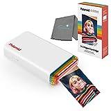 Polaroid Phone Printer Hi Print 2x3 Pocket Photo Printer Bundle Includes Hi Print Cartridge - 20 Photos and Lumintrail Cleaning Cloth