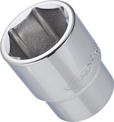 Vigor Clé à douille Entraînement et douille pour profil, six pans 20 mm (3/4), 50 mm, 1 pièce, V2328