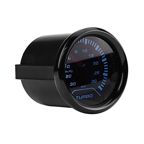 Turbo Boost Gauge, Universal 52mm Car Smoke Dial Cara Turbo