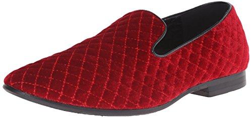 Giorgio Brutini Men's Chatwal Slip-On Loafer, Wine, 10.5 M US