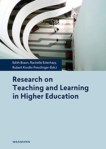 Research on Teaching and Learning in Higher Education (English Edition)