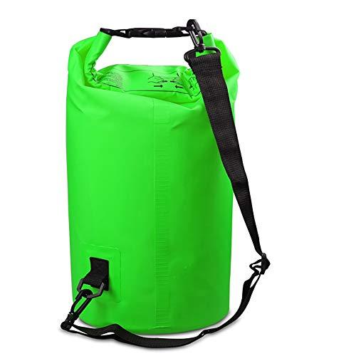 hSport Flotando el Bolso seco Impermeable - Mochila Saco de Tapa Deslizante para Acampar, Kayak, natación, o Snowboard