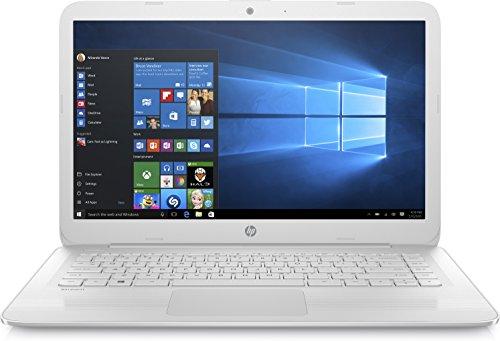 HP Stream 14-ax007ns 1.6GHz N3060 Intel Celeron 14' 1366 x 768Pixel Bianco Computer portatile