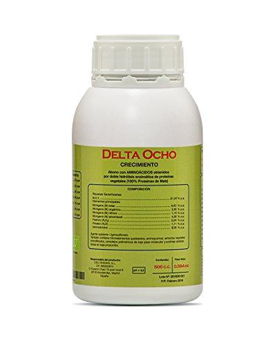 CANNABIOGEN Abono para el crecimiento Delta 8 Ocho® (500ml)