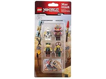 LEGO Ninjago Minifigure Set 853544 Masters of Spinjitzu