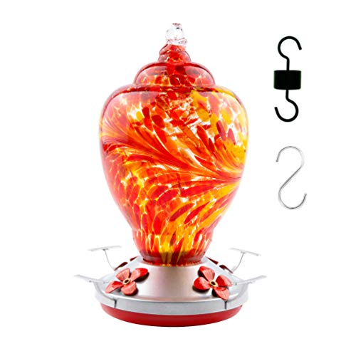 WOSIBO Hummingbird Feeder for...