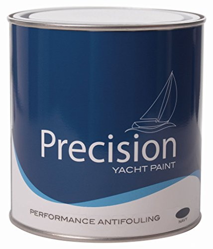 Precision Yacht Paint Performance ANTIFOULING 2.5Ltr BLACK