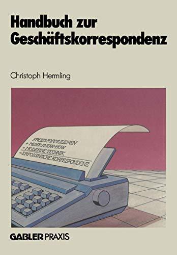 Handbuch zur Geschäftskorrespondenz