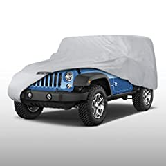 Distinguished Brand – Motor Trend's Very Own Multi-Layer Car Cover Engineered to Protect Your Vehicle Reinforced Material – Multiple Integrated Layers with Enhanced Compounded Comfort Layer, Thermo regulated Woven Polyester & More Protection Inside &...