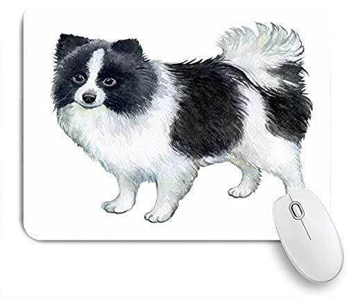 HASENCIV Gaming Mouse Pad for Computer Funny Bathing Cat Cute Animal Lovely Kitten with Towel Duck Toys in Bathtub for Pet Lover Non-Slip Desktop Laptop Mouse Pad Waterproof Desk Pad for Work Office