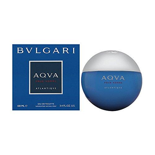 Bvlgari Aqva Pour Homme Atlantique Eau De Toilette Spray - 100 ml