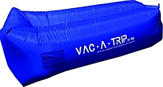 VAC-A-TRIP Inflatable Lounger Air Sofa Bed Hammock Pool...